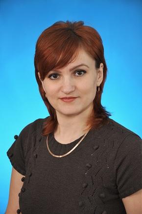 Бочарова Евгения Владимировна